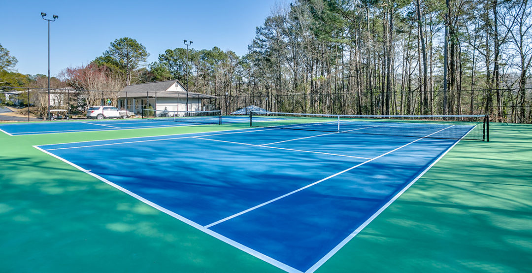 Retreat at Mountain Brook - Tennis Courts