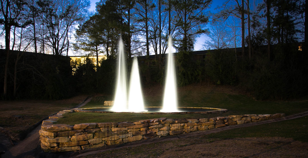 Retreat at Mountain Brook - Fountains