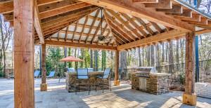 Retreat at Mountain Brook - Outdoor Kitchen