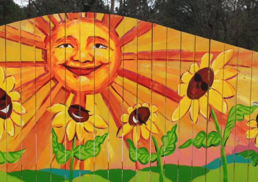 retreat-mountain-brook-garden-mural