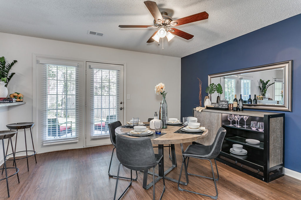 Brookshire Floor Plan Dining Area