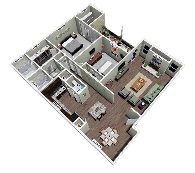 Mountain Brook Apartments: Retreat At Mountain Brook