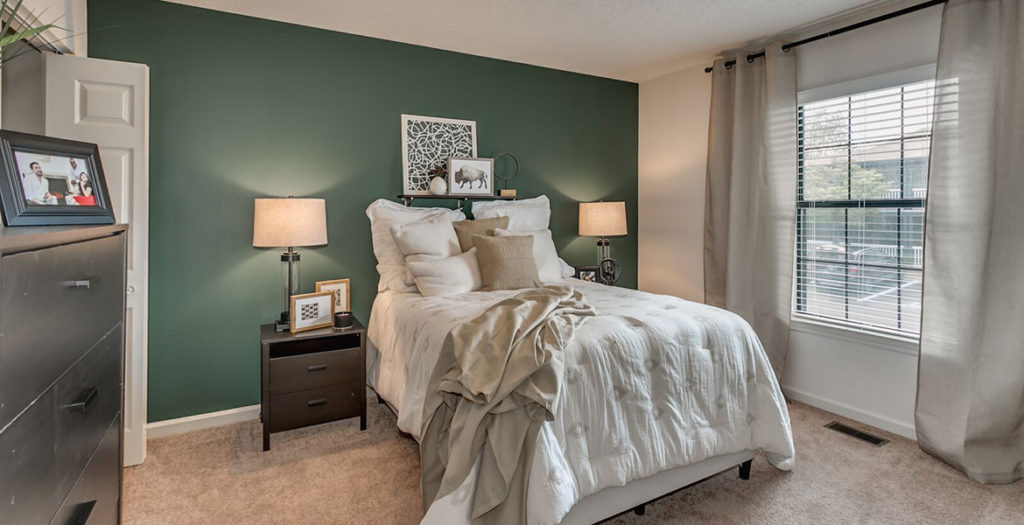 Brookshire Floor Plan Bedroom