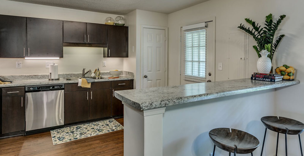 Brookshire Floor Plan Kitchen
