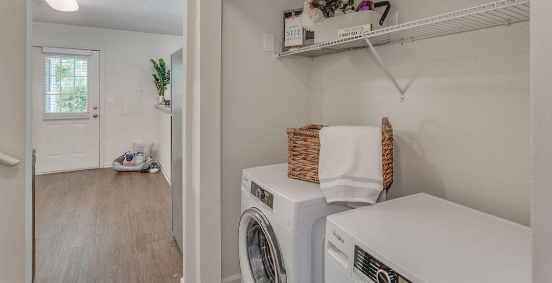 Retreat at Mountian Brook - laundry