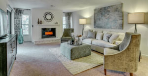 Retreat at Mountain Brook - living area