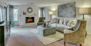 Retreat at Mountain Brook - living area