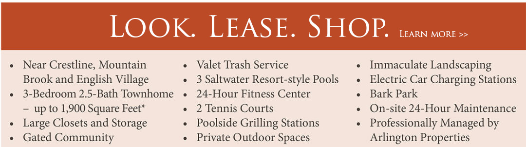 Look. Lease. Shop