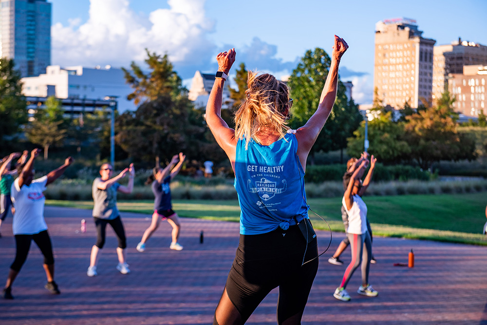 Railroad Park Fitness