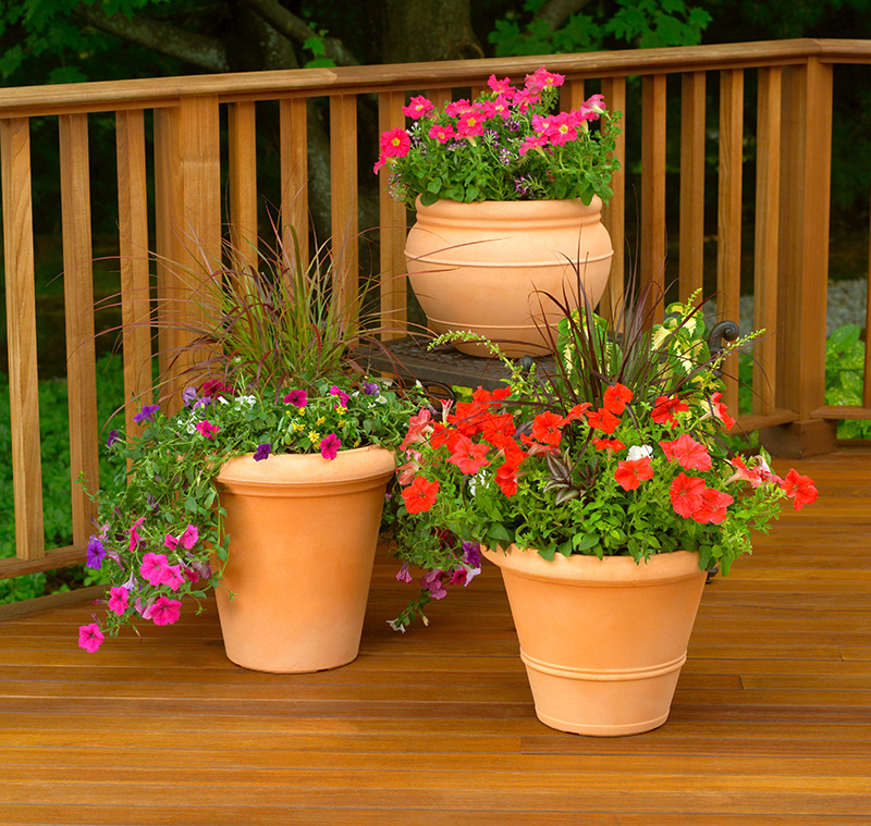 Container Gardening at the Retreat at Mountain Brook