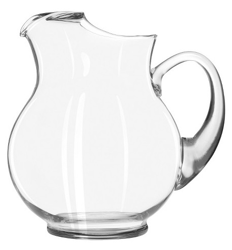 Libbey Glass Pitcher
