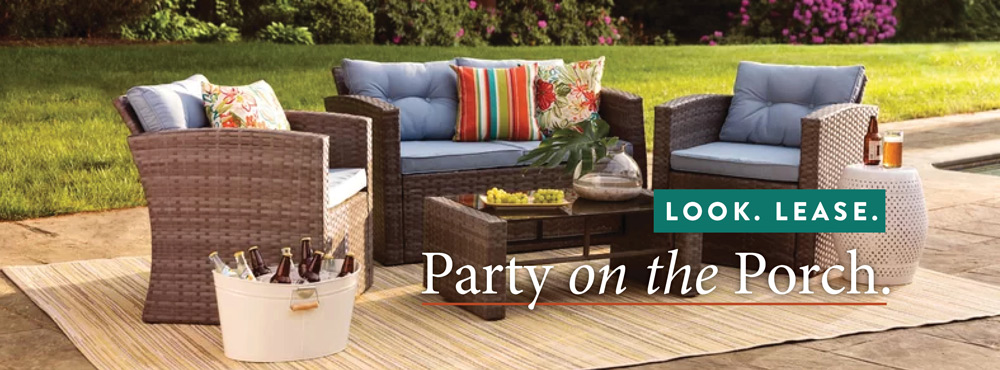 Party on the Porch promo