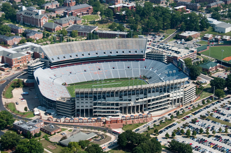 Auburn Football Stadium