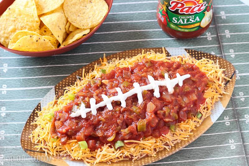 Football nachos