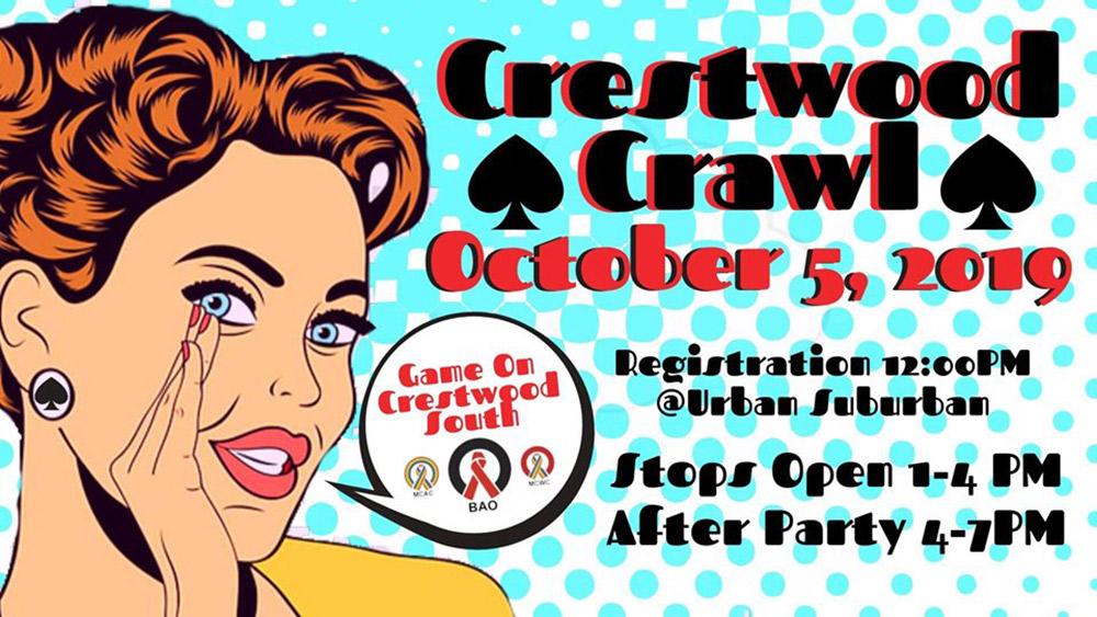 Crestwood Crawl