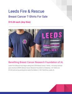 Firefighter Shirt Leeds