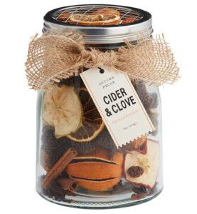 cider and clove