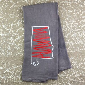Alabama Hand Towel